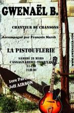 Concert à La Pistouflerie